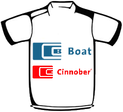 Boat and Cinnober
