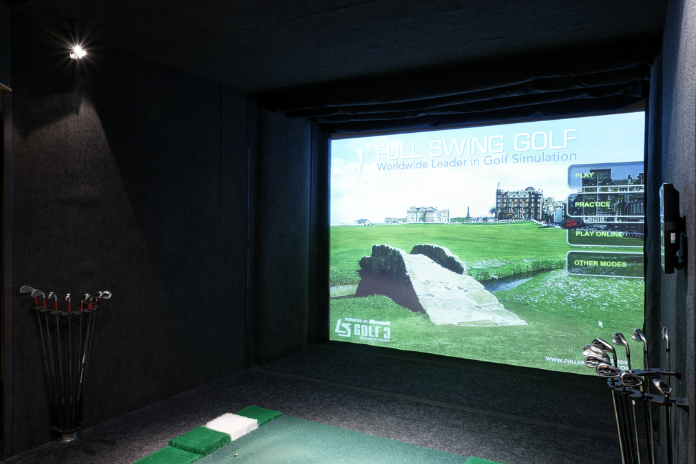 Grange City Vitual Golf Facility