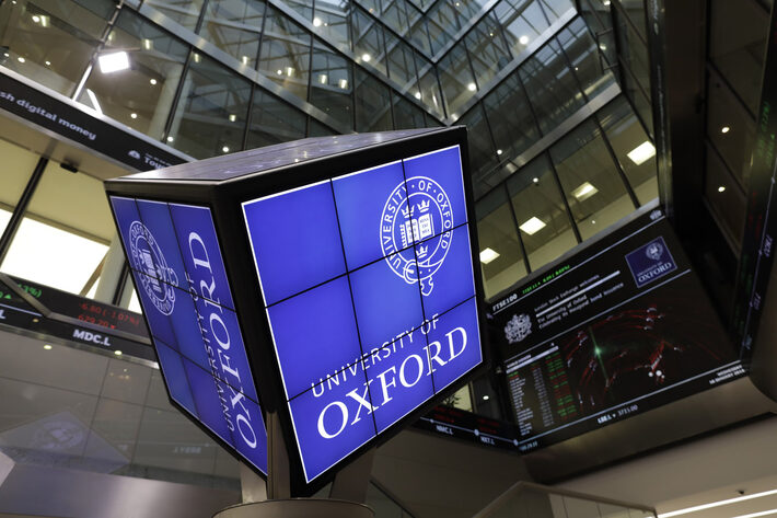 London Stock Exchange welcomes The University of Oxford to