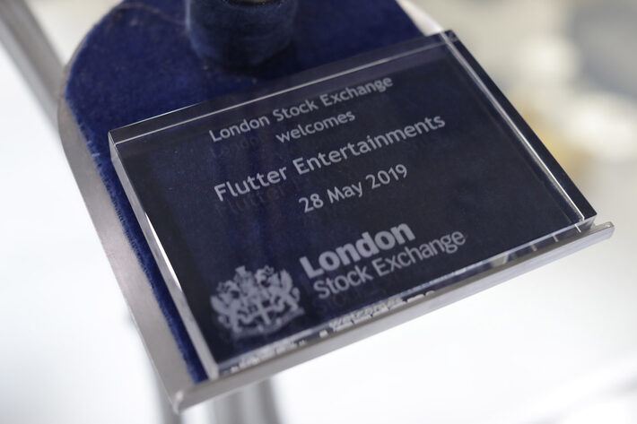 London Stock Exchange today welcomes Flutter Entertainment