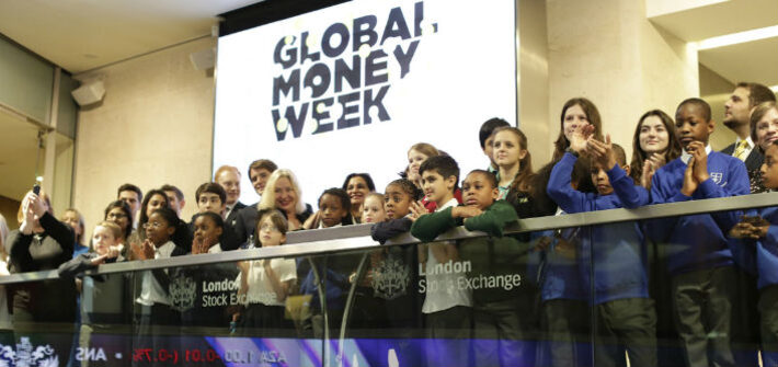 London Stock Exchange Market Open Ceremony - Global Money Week