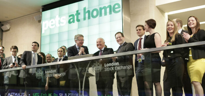 London Stock Exchange Market Open - Pets at Home
