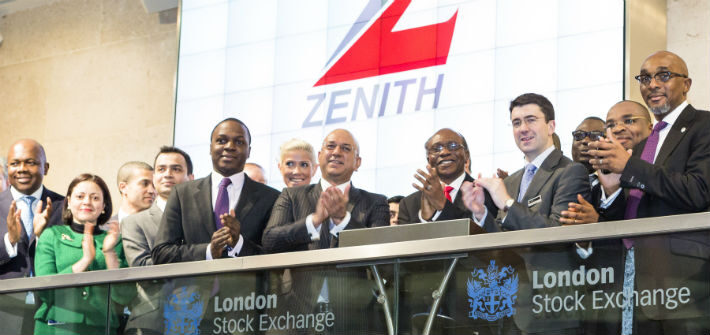 London Stock Exchange Market Open