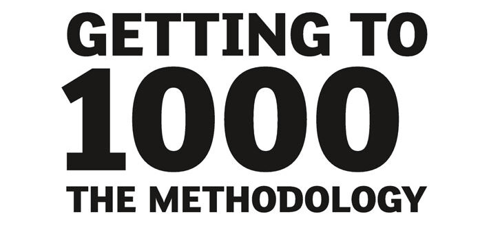 Getting to the 1000 - The methodology | London Stock Exchange Group