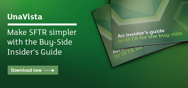 An Insider's guide to SFTR for the buy-side