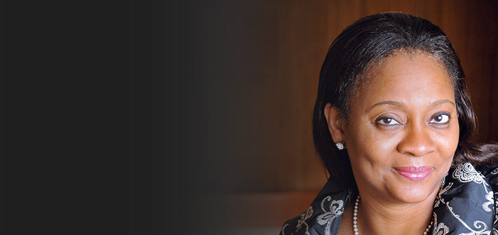 Arunma Oteh, Treasurer of the World Bank
