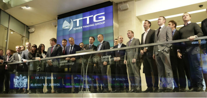New Member Firm Tower Trading Group Opens Trading London