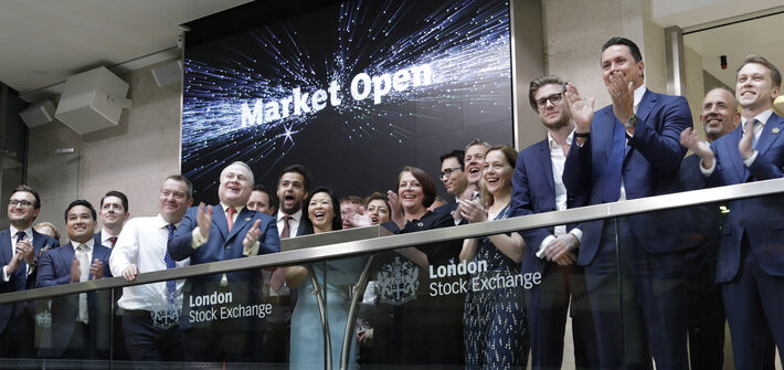 london stock exchange welcomes hsbc global asset management