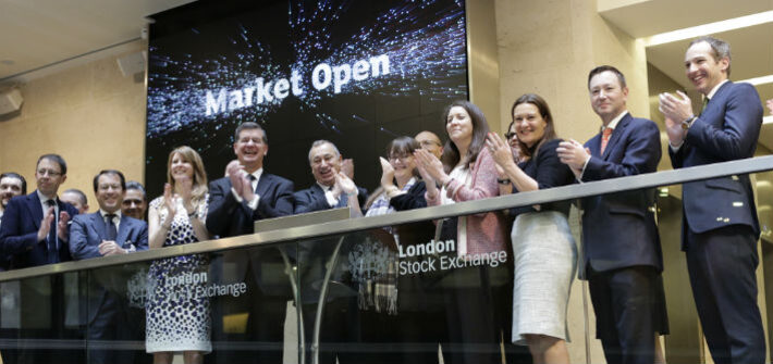 The Market Open Ceremony London Stock Exchange Group