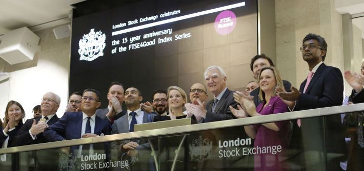 London Stock Exchange welcomes FTSE4Good Index Series to