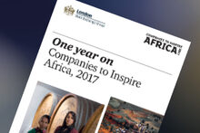 PwC's Companies to Inspire Africa - One year on report