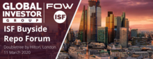 ISF Buyside Repo Forum