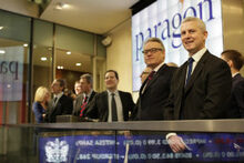 London Stock Exchange welcomes The Paragon Group of Companies to ORB